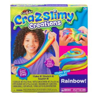Cra-Z-Slimy Creations Slimy Fun - Rainbow