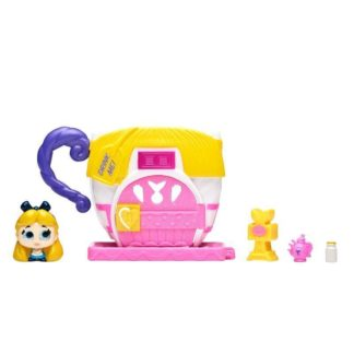 Disney Doorables Micro Display Play Set - Alice's teacup