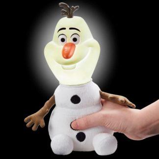 Disney Glow Friends - Talking Olaf