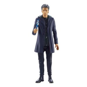 Doctor Who 12th Doctor Grey Hoodie Variant