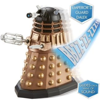 Doctor Who Electronic Moving Emperor Guard Dalek Toy