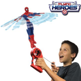 Flying Heroes - Spiderman