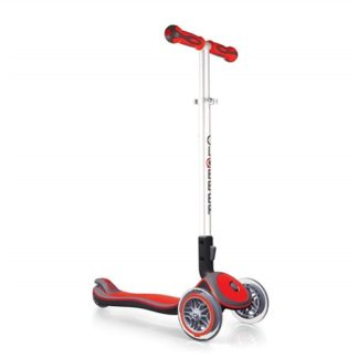 Globber Elite S Scooter - Red