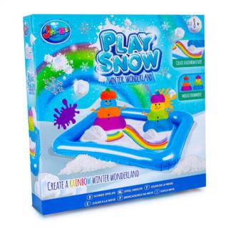 Jack's Play Snow Winter Wonderland - Create a Rainbow