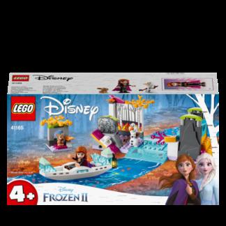 LEGO Disney Frozen II Anna's Canoe Expedition Playset - 41165