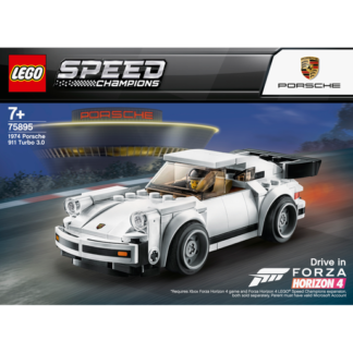 LEGO Speed Champions 1974 Porsche 911 Turbo Car - 75895