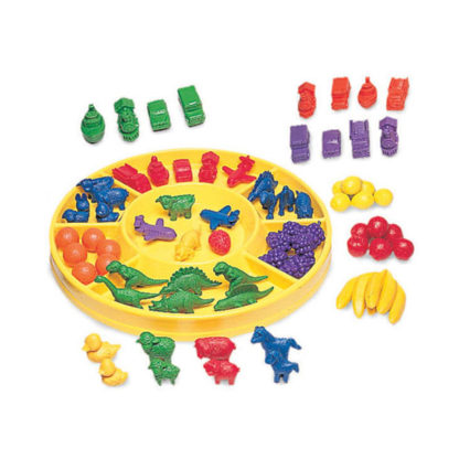 Learning Resources Beginning Sorting Set