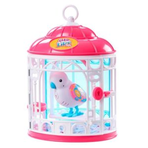 Little Live Pets Tweet Talking Bird With Cage Series 7 - Secret Angie
