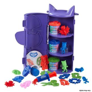 PJ Masks Headquarters Deluxe Dough Set