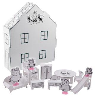 Peppa Pig Decorate Peppa's House