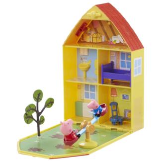 Peppa Pig Home & Garden Playset