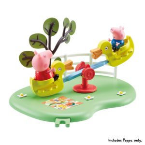 Peppa Pig Outdoor Fun Play Set - See Saw