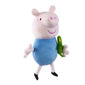 Peppa Pig Supersoft Collectable Soft Toy - George