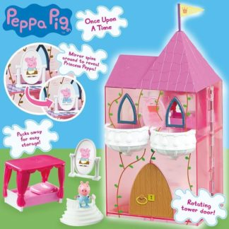 Peppa Pig Toys Once Upon a Time Enchanting Tower