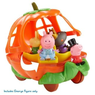 Peppa Pig Toys Once Upon a Time Pumpkin Carriage