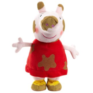 Peppa Pig toys Jumping in Muddy Puddles Peppa