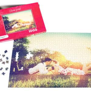 Photo Puzzle 1000 pieces