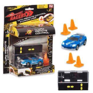 Pocket Racers - Bullet (Blue)