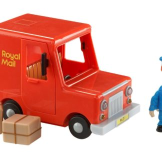 Postman Pat Classic Vehicle And Accessory Set - Pats Royal Mail Van