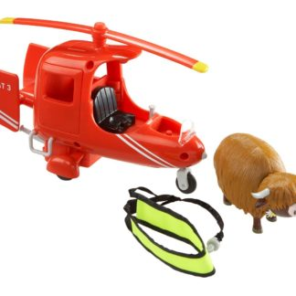 Postman Pat Helicopter Vehicle Toy