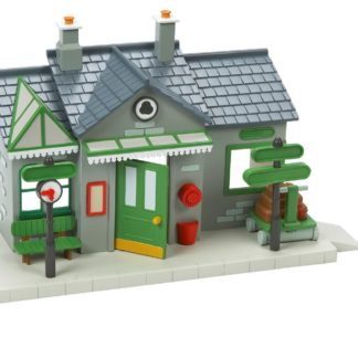 Postman Pat SDS Playset with Figure - Greendale Station