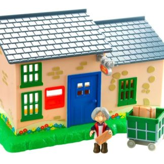 Postman Pat SDS Playset with Figure - Post Office