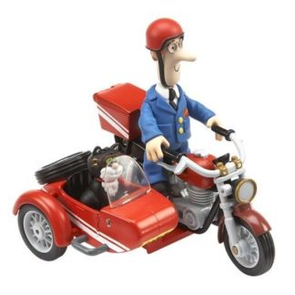 Postman Pat SDS Vehicle And Accessory Set - SDS Motorbike