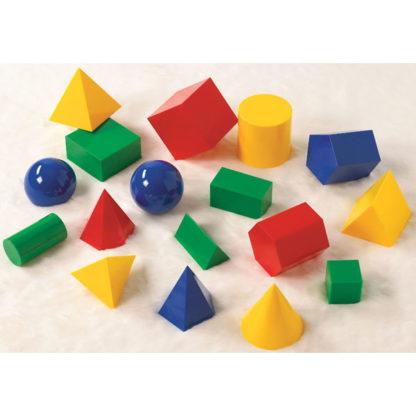 RVFM Large Geometric Shapes - Pack of 17