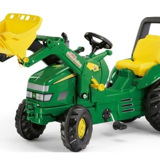 Rolly Toys John Deere X-Trac with Loader Ride on