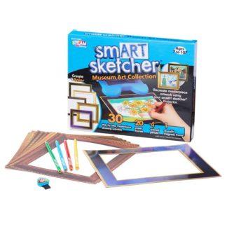 Smart Sketcher Museum Art Collection