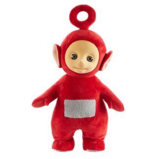 Teletubbies 11 inch Jumping Po Soft Toy