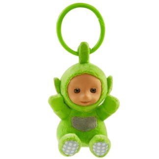 Teletubbies Clip on Soft Toy - Dipsy