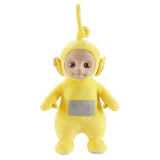 Teletubbies Laugh and Giggle Laa-Laa Soft Toy
