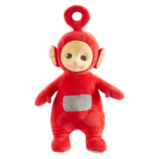 Teletubbies Laugh and Giggle Po Soft Toy