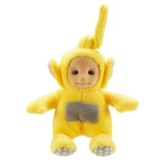 Teletubbies Supersoft Collectable Laa-Laa Soft Toy