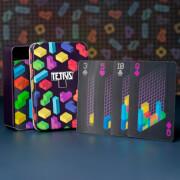 Tetris Lenticular Playing Cards
