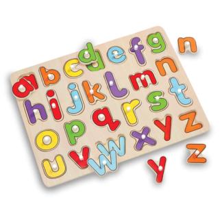 Woodlets Alphabet Puzzle