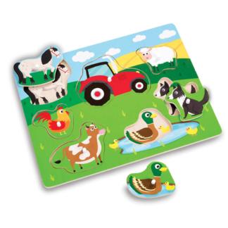 Woodlets Farm Puzzle