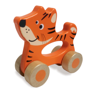 Woodlets Roll Along Animals (Styles Vary)