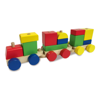 Woodlets Stacking Train