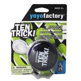 YoYo Factory Ten Trick Yoyo