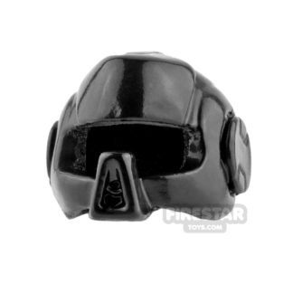 Product shot Amazing Armory - GOW Helmet - Black