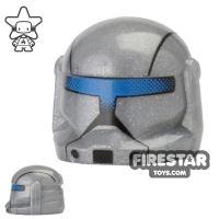 Product shot Arealight - AL Commando GEN Helmet - Silver