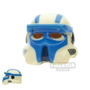 Product shot Arealight - AL Gunner Driver Helmet - Tan