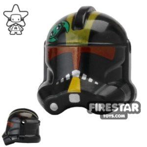 Product shot Arealight - AL WXR Trooper Helmet - Black