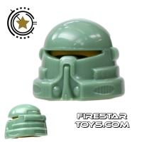 Product shot Arealight - Airborne Helmet - Sand Green