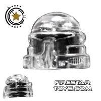 Product shot Arealight - Airborne Helmet - Transparent