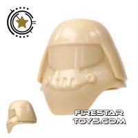Product shot Arealight - Assault Helmet - Tan
