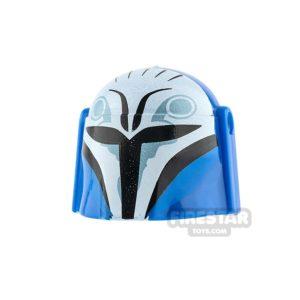 Product shot Arealight - Blue BO2 Hunter Helmet