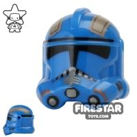 Product shot Arealight - CDY Trooper Helmet - Blue